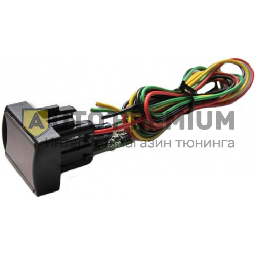 Индикатор температуры двигателя цифровой для Лада Гранта, Калина 2, Приора, Datsun